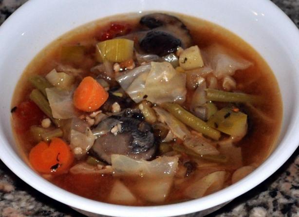Joy's Life Diet Soup Creole