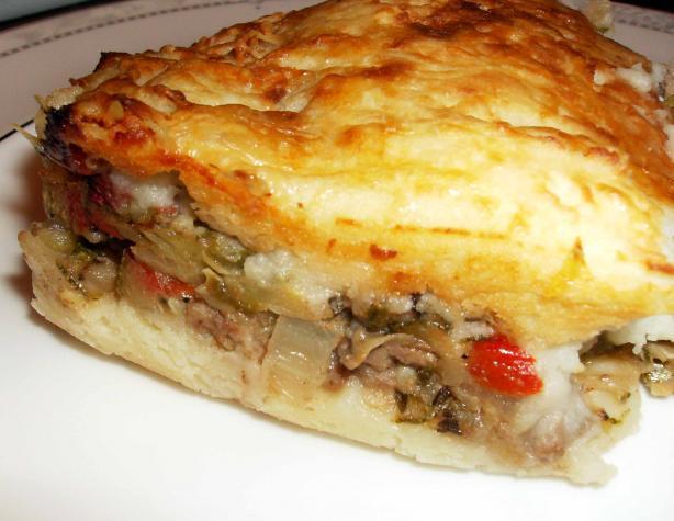 Shepherd's Pie With Zucchini