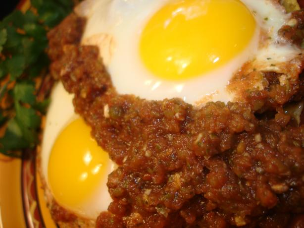 Eggs Rancheros