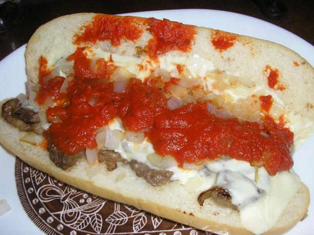 Philly Cheesesteak (The Way I Remember It)
