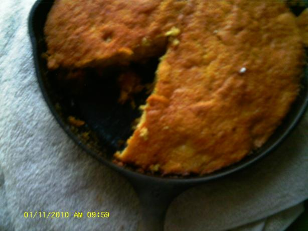 Pineapple Skillet Cake