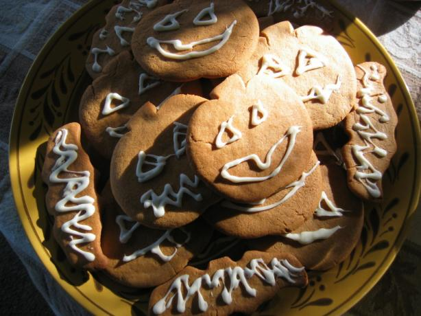 Ginger Cookie Cut-Outs