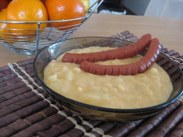 Hungarian Creamy Potato Dish