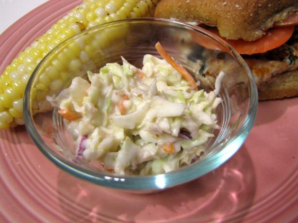 Honey Slaw from Harold Cohen's Ultimate Burger