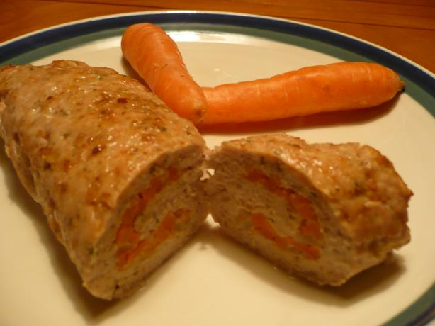 Gluten-Free Turkey Roll