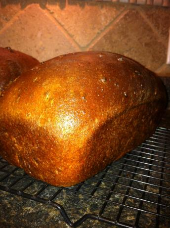 Grammy's Health Nut Bread