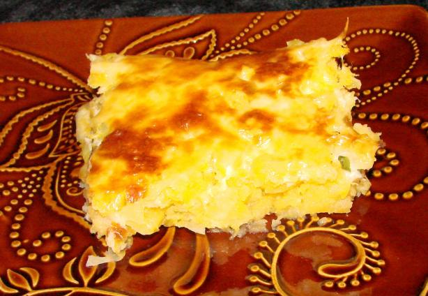 Better Rutabagas (With Cheese)