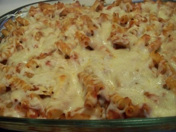 3 Cheese Baked Ziti