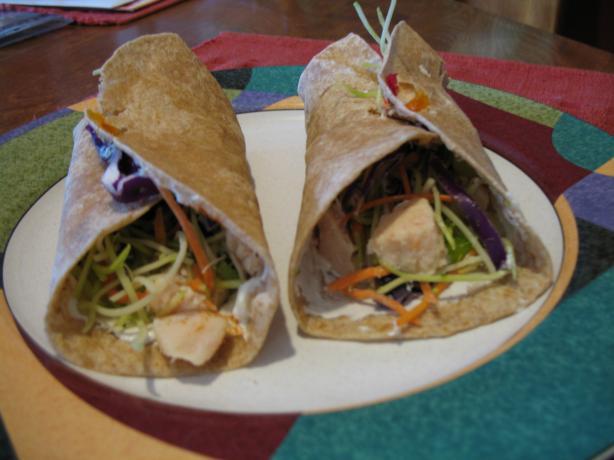 Chicken Tortilla Wraps(2ww Points)
