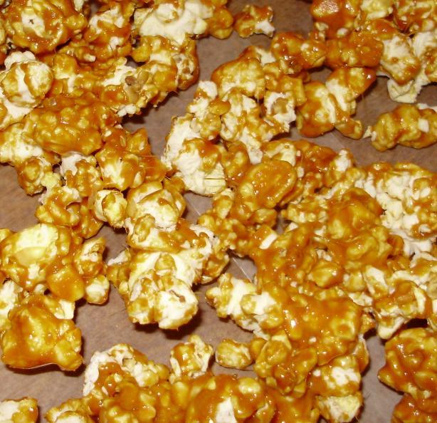 Donna's Caramel Corn