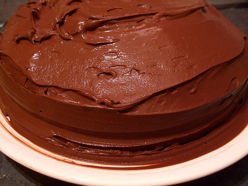 Healthy Sugar Free Chocolate Cake