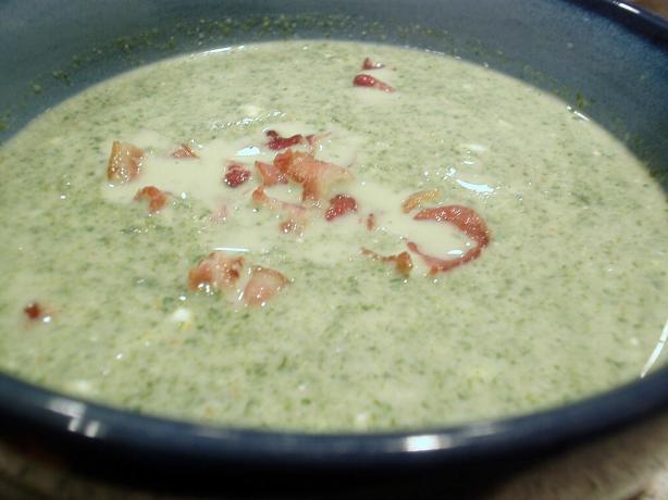 Artichoke Spinach Soup