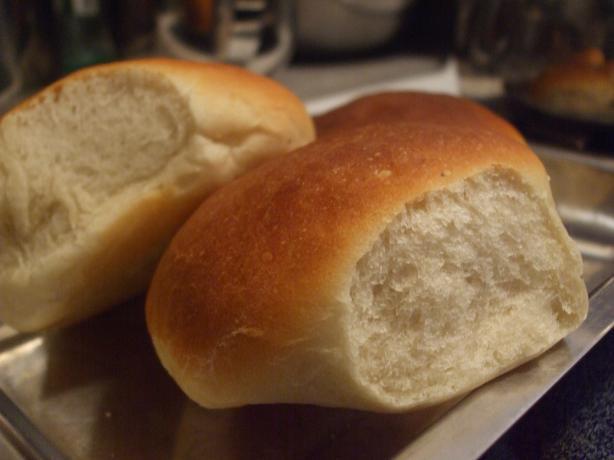 Mama's Yeast Rolls