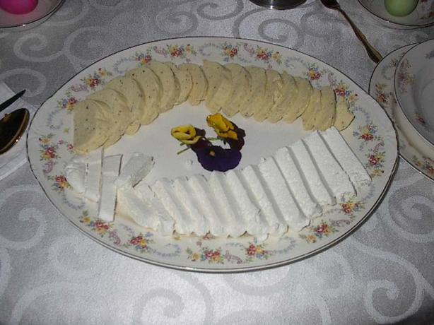 Easter White Cheese, Farmers Cheese