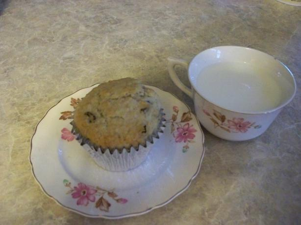Belly Flattening Muffins