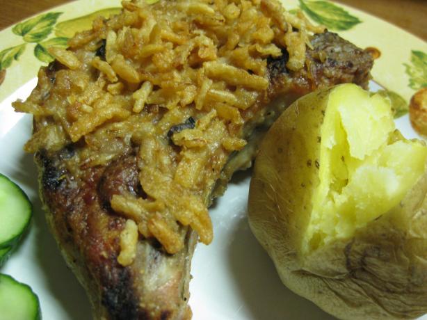 Gourmet Pork Chops