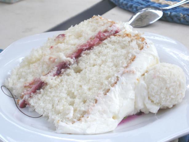 Kittencal's White Cake