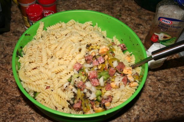 Laouli's Pasta Salad
