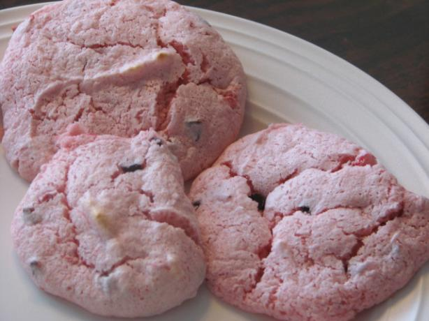Smuckers Strawberry Angel Cookies