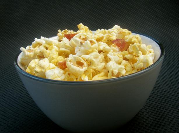 Bacon and Herb Popcorn