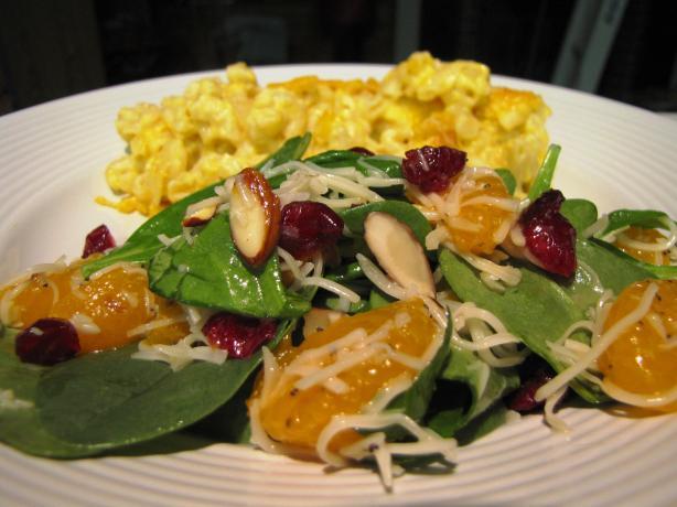 Gina's Spinach Salad