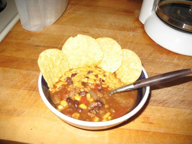 Vegan Fiesta Soup