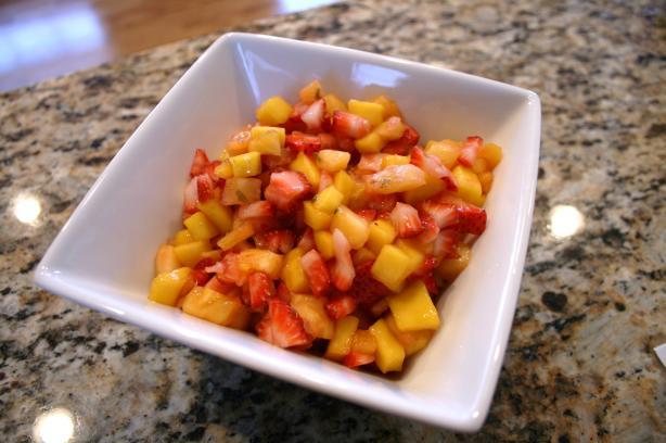 Zippy Fruit Salsa