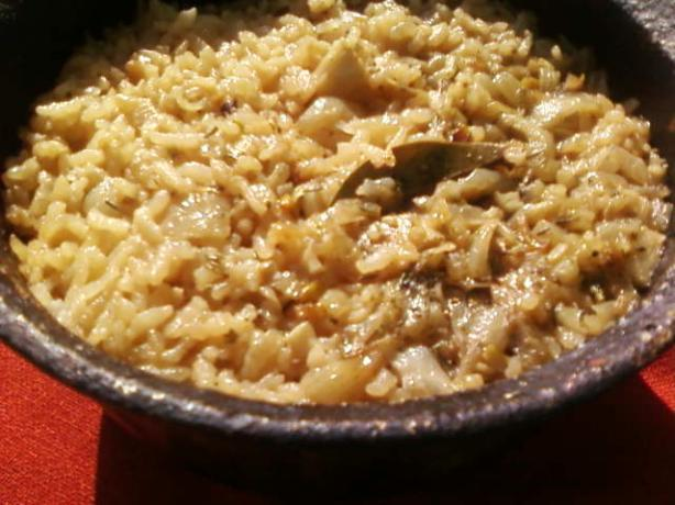 Caribbean-Style Rice Pilaf