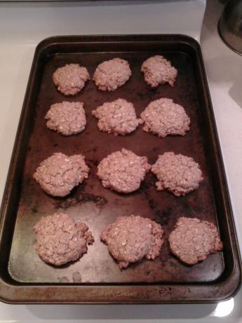 Rise and Shine Healthy Breakfast Cookies