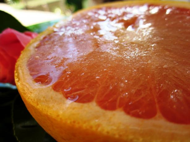 Toasted Grapefruit