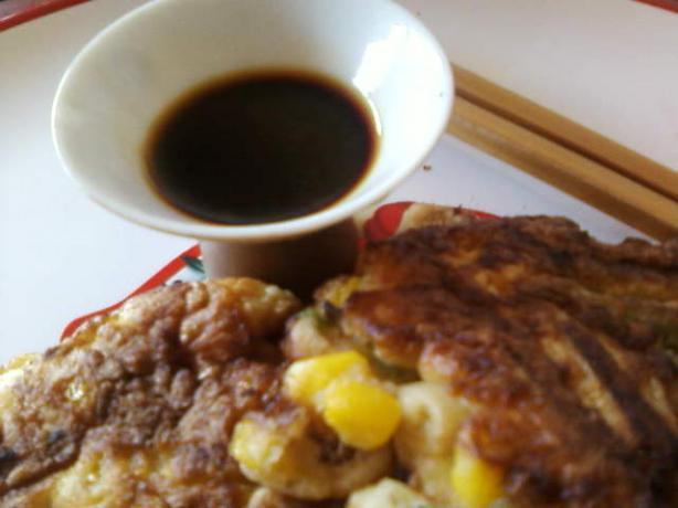 Korean Pancakes (Pa Jun)