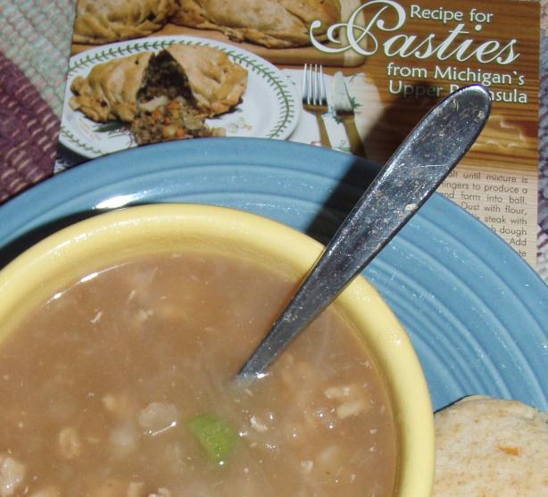 Pastie Soup