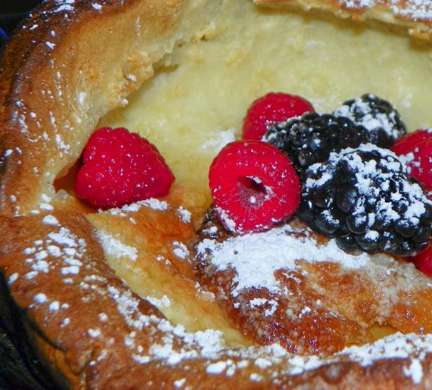 Pancake Souffle