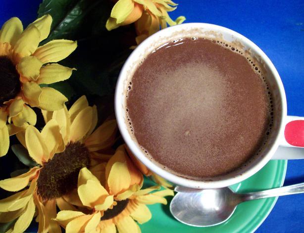 Castillian Hot Chocolate