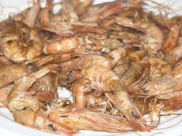 Dalmatian Fried Prawns