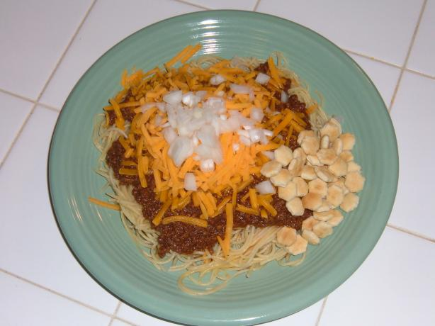 Best Cincinnati Chili