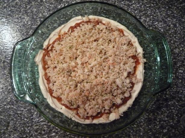 Crab Pizza Dip