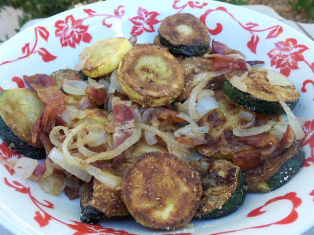 Sunday Zucchini and Yellow Squash