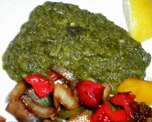 Spinach Saag