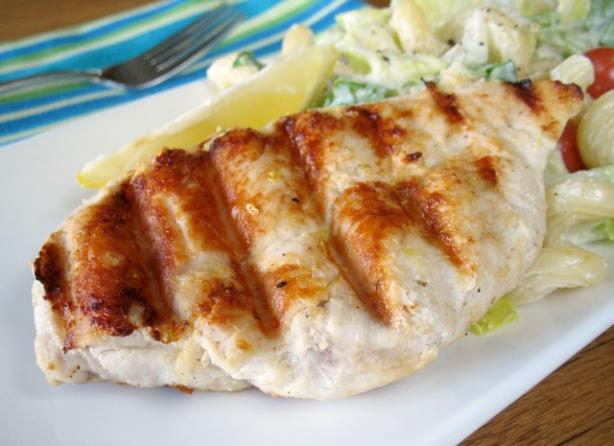 Caesar Grilled Chicken