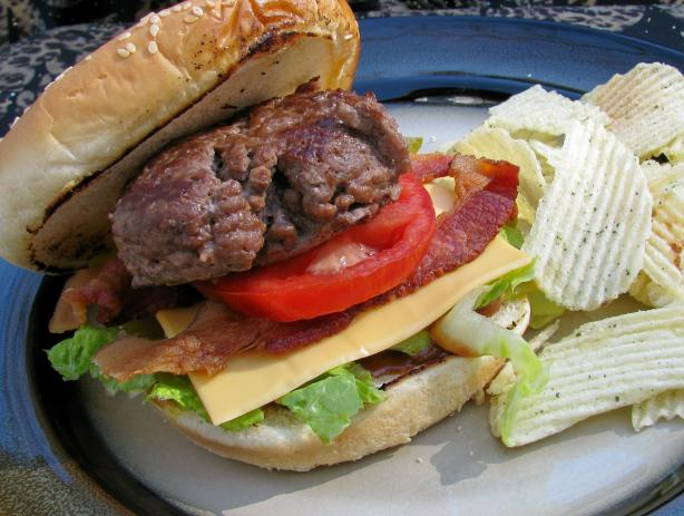 The A&w Teen Burger