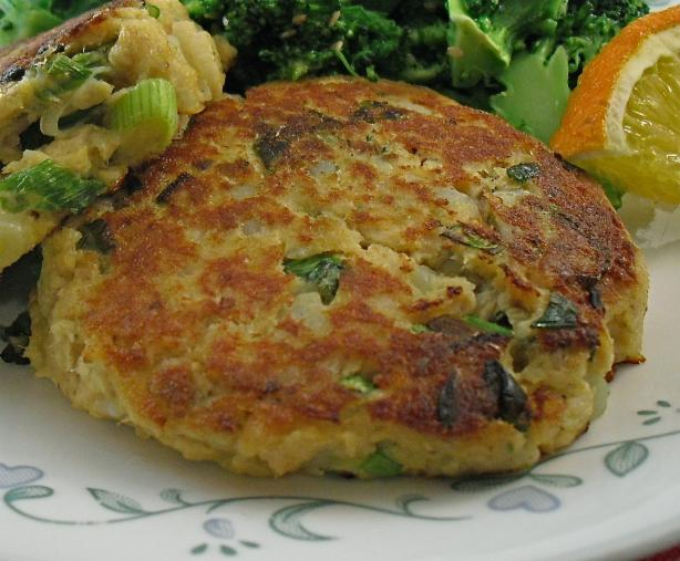 Salmon Cakes - Canadian Living