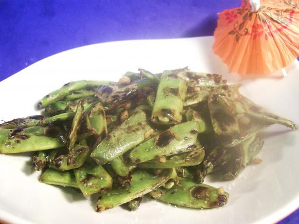 Szechwan Green Beans