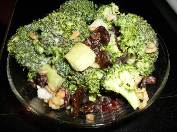 Broccoli Salad (Lite)