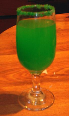 Green Daiquiri Punch