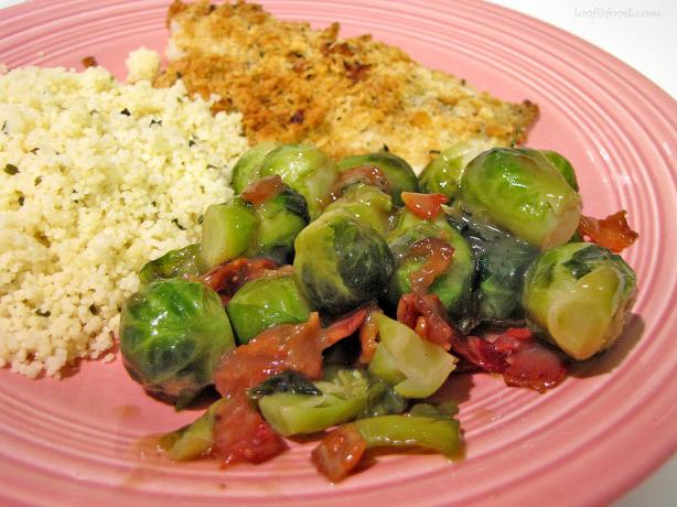 Grandma's Special Brussels Sprouts (You Won't Say Eeeewww)