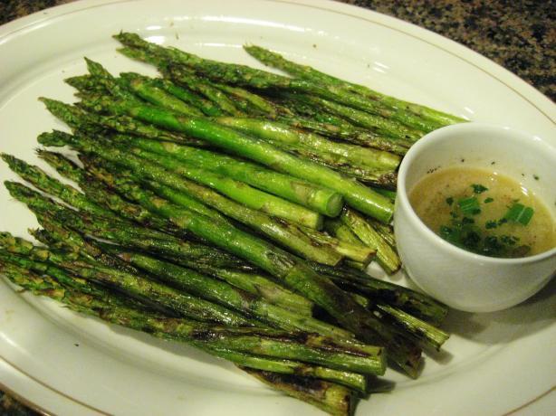 Asparagus With Vinaigrette