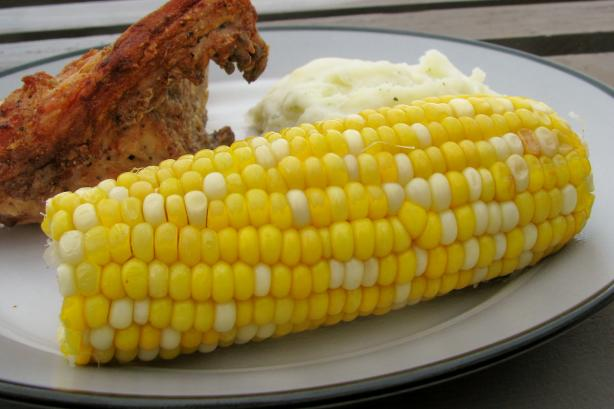 Easy Corn on the Cob