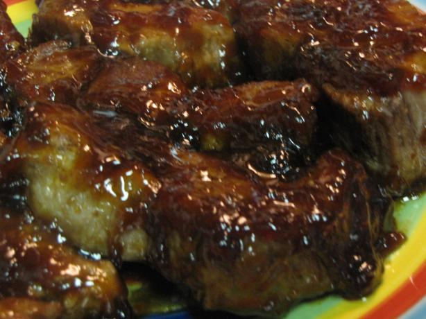 Noble House Chinese Spareribs