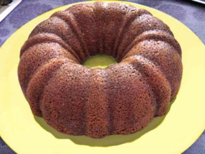 Ana Gourmet: Cinnamon Pumpkin Bundt Cake